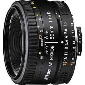 50mm digital slr lens