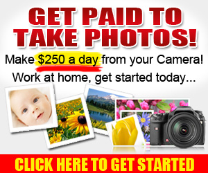 Earn money from your photos