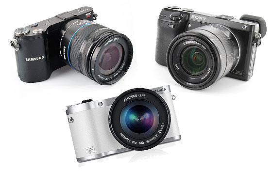 system cameras