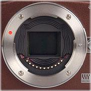 system camera image sensor