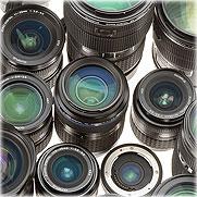system camera lenses