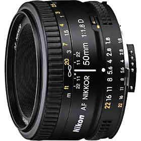 50mm digital slr lens