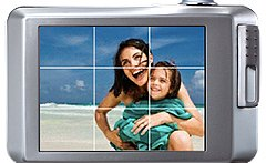 Three ways to use your camera LCD screen for better photos