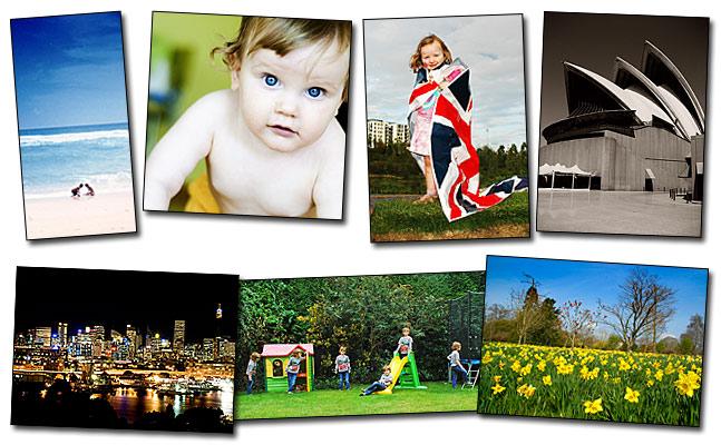 The Complete Digital SLR Guide - sample images