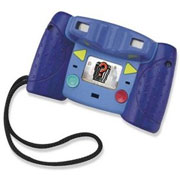 history of digital photography - the Fisher Price kid tough digital camera
