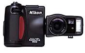 Nikon 950 digital camera