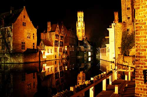 travel photography tips – Bruges as an example
