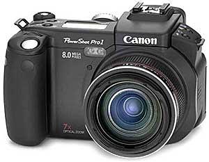 Cannon PowerShot Pro1 digital camera