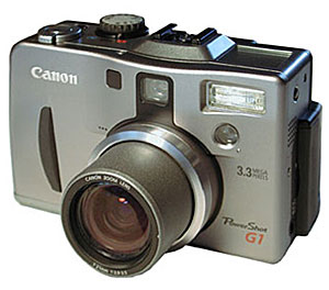 Canon G1 Digital Camera
