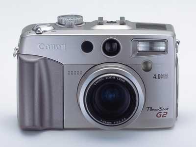 Canon G2 Camera