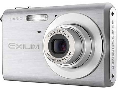 Casio EX-Z60 camera