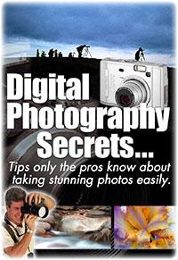 digital photography secrets - cover