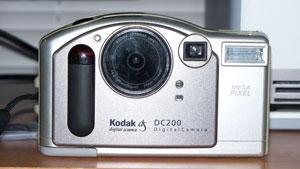Kodak DC200 (1998)