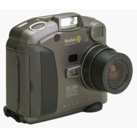 Kodak  DC260 digital camera