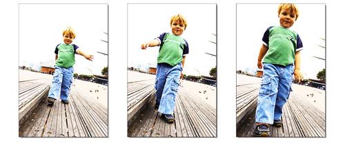advantage of digital SLR cameras - speed
