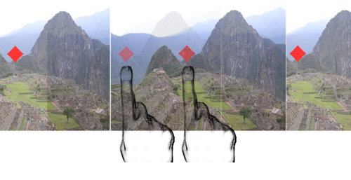 machu picchu 3d stereoscopic trainer image 2