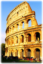 travel photography tips - the Colosseum in Rome