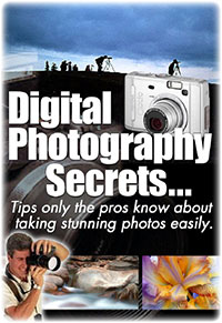 digital photography secrets - cover