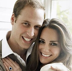 Congratulations to Kate Middleton and Prince William