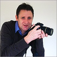 Darrell Payne - author of The Complete Digital SLR Guide - The Ultimate Guide For Digital Photographers