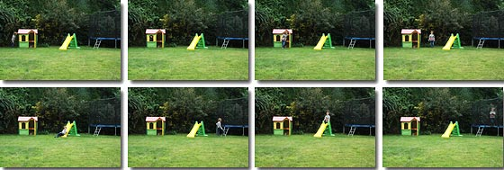 trick photography - multiplicity photos starting images
