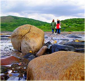 Digital photography tips; Yorkshire Coastline