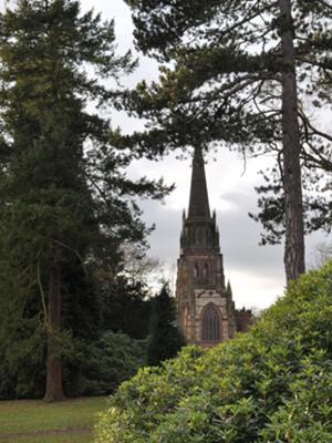 Clumber Park Abbey
