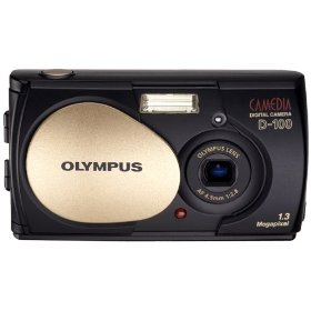 Olympus D-100 digital camera
