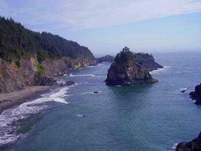 The beautiful Southern Oregon Coast