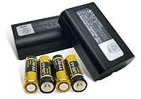 SLR camera batteries