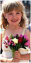 digital wedding photography child